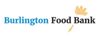 burlington food bank logo