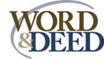 word and deed logo