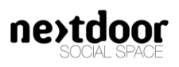 next door social space logo
