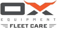 ox fleet care logo